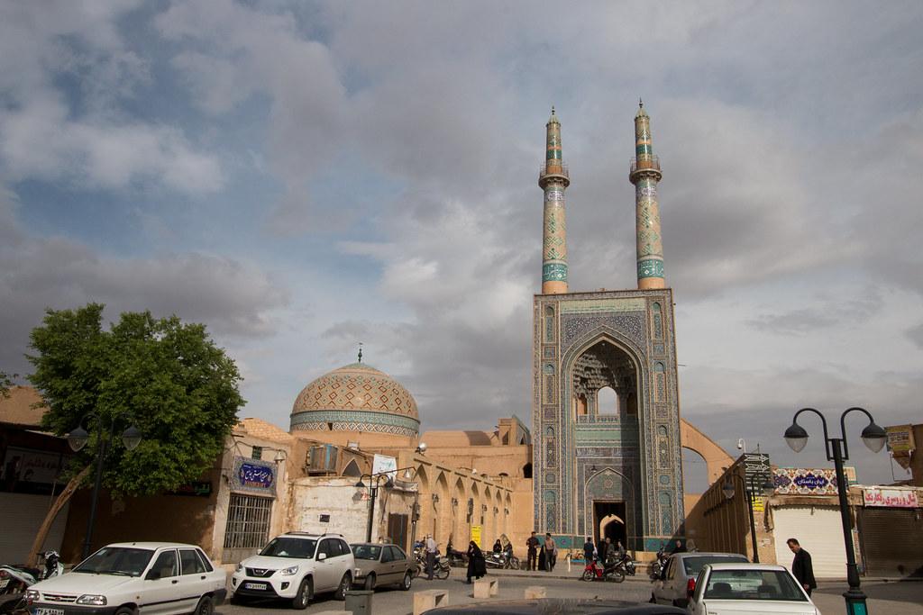 Jamah Masjid de Yazd