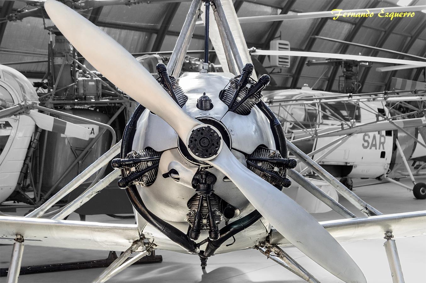 Autogiro La Cierva C-30