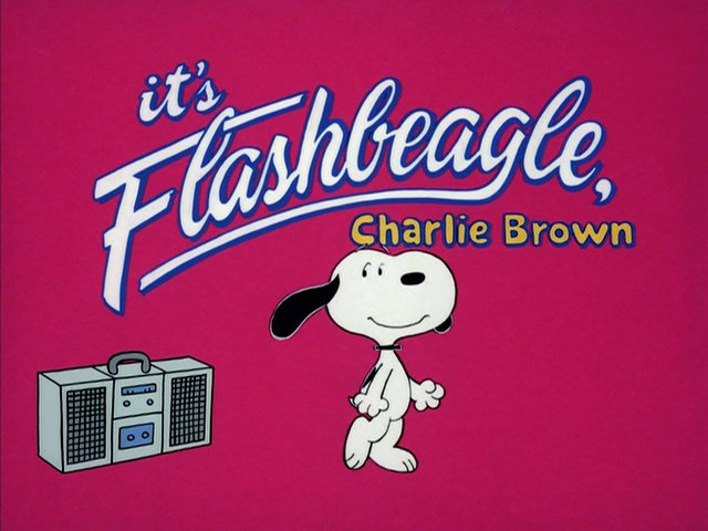 ItsFlashbeagleCharlieBrown