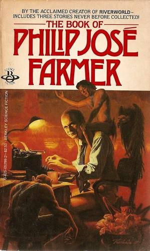 Philip Jose Farmer - The Book of Philip Jose Farmer (Berkley 1982)