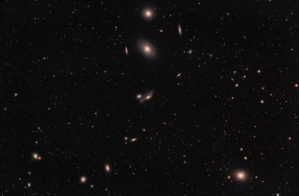 Virgo Cluster LRGB April 2015
