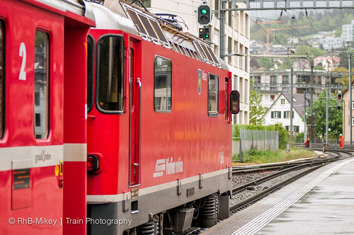 Station Chur - 01-5-2015 | by RhB-Mikey