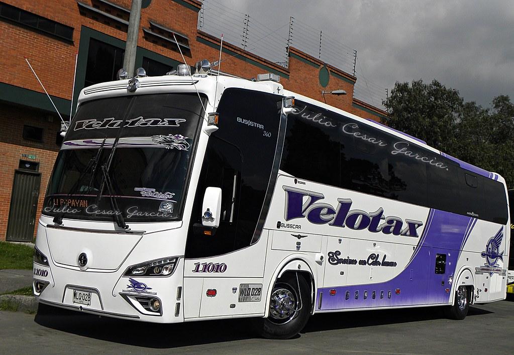 Velotax 11010 Valu Julio Cesar Garcia Busologia Colombiana Flickr
