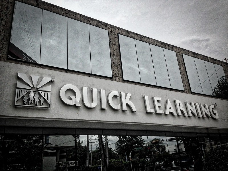 2015/365/119 Drive in for Quick Learning