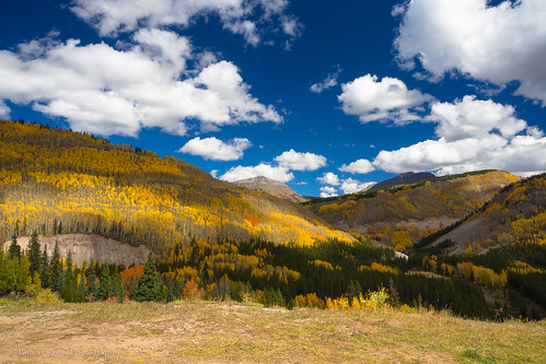 autumn trees mountains color fall clouds forest landscape colorado scenic bluesky olympus co aspens rockymountains omd sanjuanmountains em5 1250mmf3563mzuiko