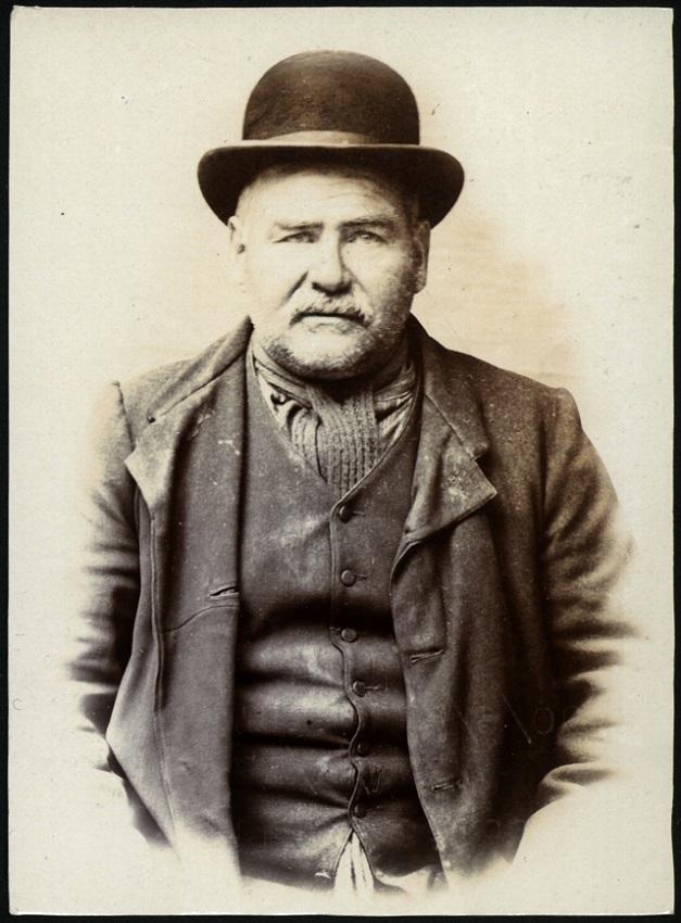 Luke Swailes, general dealer, arrested for receiving stolen goods