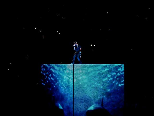 Jay-Z & Kanye West - Watch the Throne Tour, Bercy, Paris (2012)
