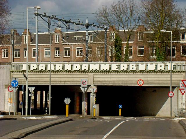 Viaduto Spaarndammerbuurt