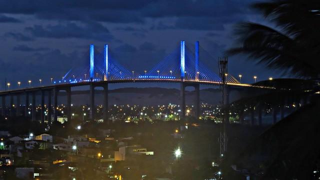 Ponte Newton Navarro - Natal - RN