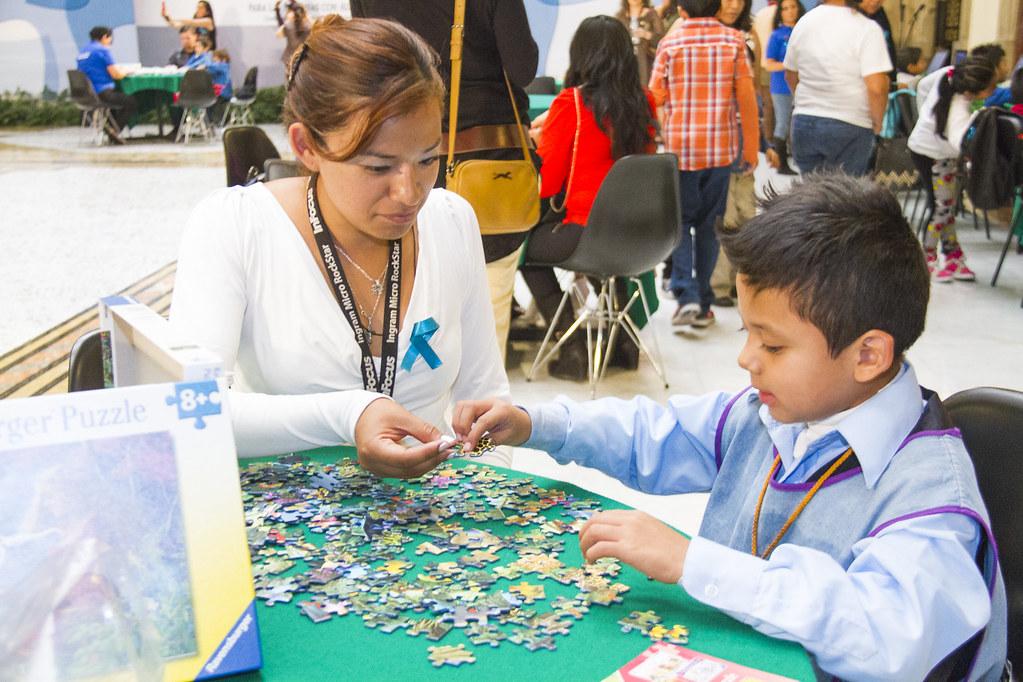 Inclusión e igualdad para las personas con autismo | Flickr
