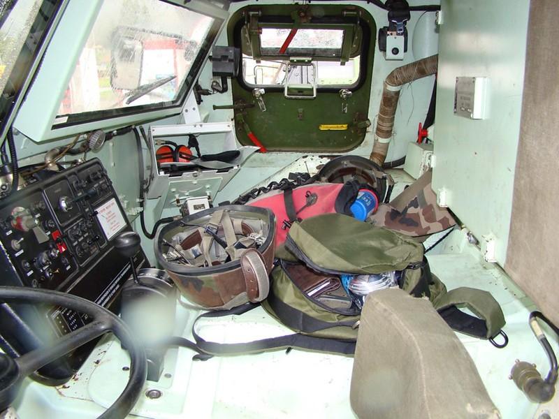 Francés VAB 8
