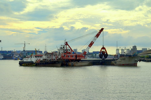 Dredging Activity | by think archipelago