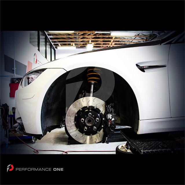 AP Racing Radi-CAL Brake kit for BMW E92 M3 #BMW | #E92