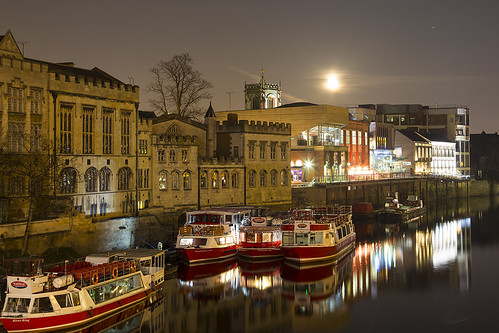 york canon eos boat yorkshire nightshoot riverouse canoneos6d