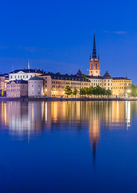 Stockholm reflections