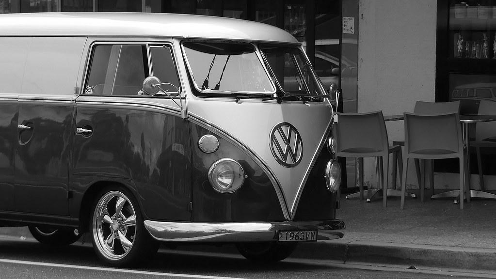 1963 VW van