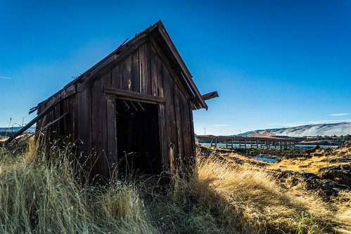 The Dalles Fishing Shack (3)