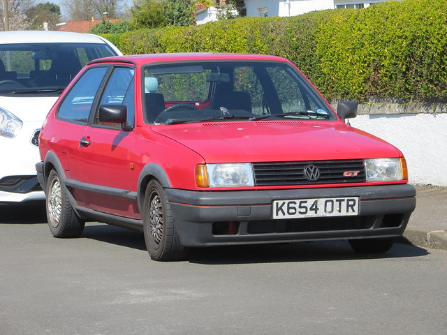 1993 Volkswagen Polo Coupe GT
