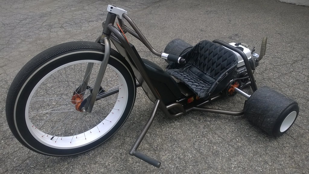 Drift Trike | Owosso, MI Sound Off Customs This build is an