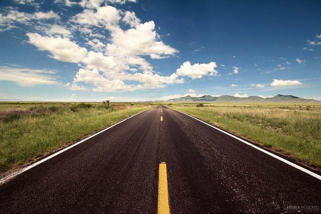 US Route 186 - Cochise County, Arizona