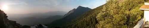 Meghamalai - where the hills (malai) meet the clouds (megha)