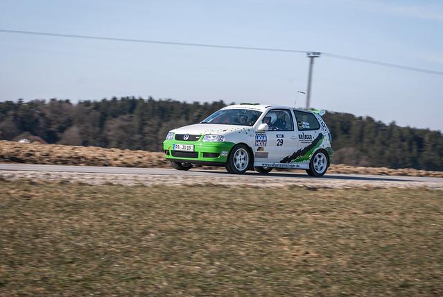 VW Polo 6N GTI - Krieger / Riedl