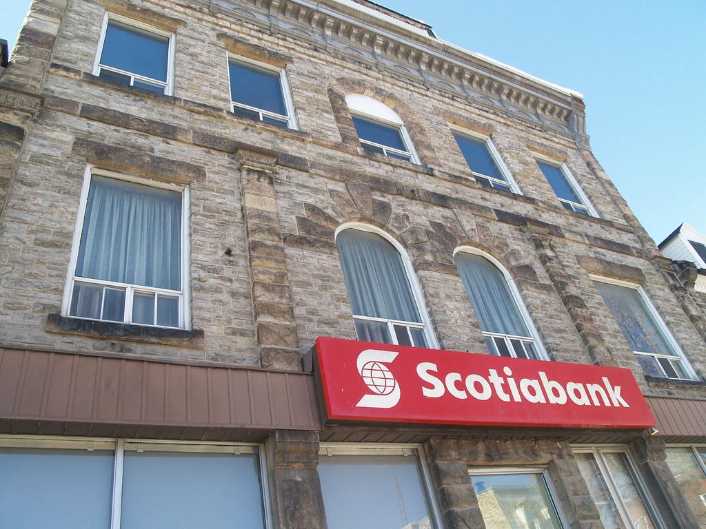 Bank of Nova Scotia | Perth, Ontario | Ross Dunn | Flickr
