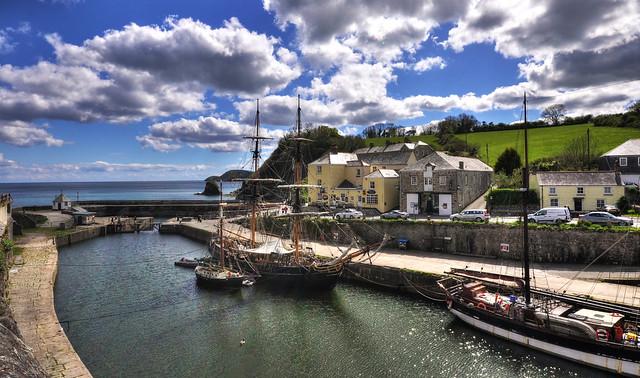 Charlestown, Cornwall (Explored)