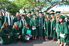 Graduates from the UH Manoa School of Ocean and Earth Science and Technology in geology, geology and geophysics, global environmental science and meteorology.