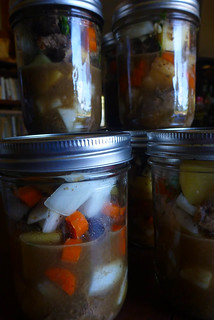 Canning Venison Stew | by red alder ranch