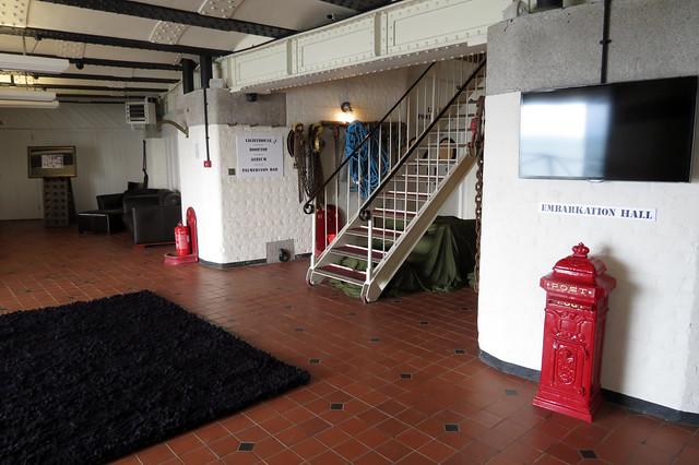 Embarkation Hall, No Mans Land Fort