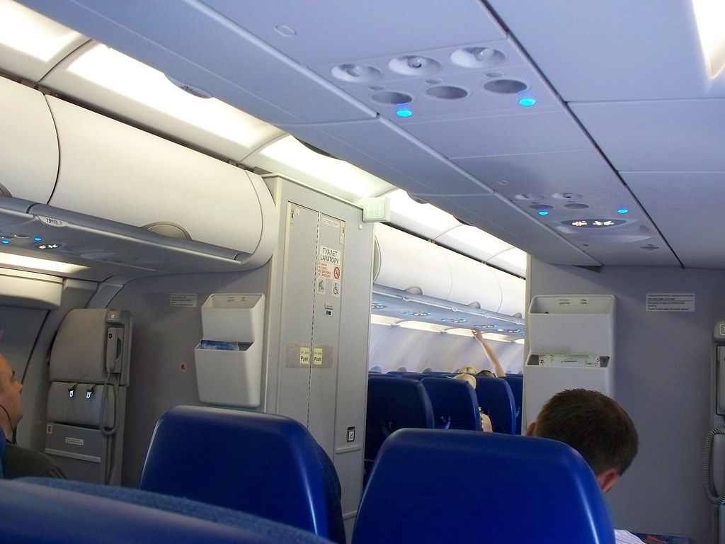 Aeroflot Airbus A321 Interior 18 Aeroflot Su 782 Airbus Flickr