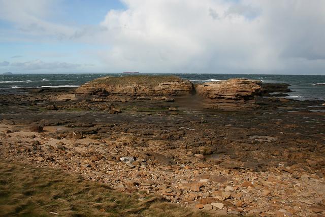 Near Dunbar