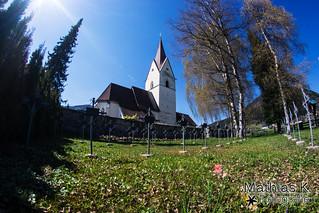 Kirche Thörl-Maglern