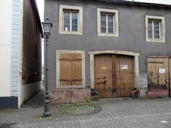 Saarburg - Geschlossen
