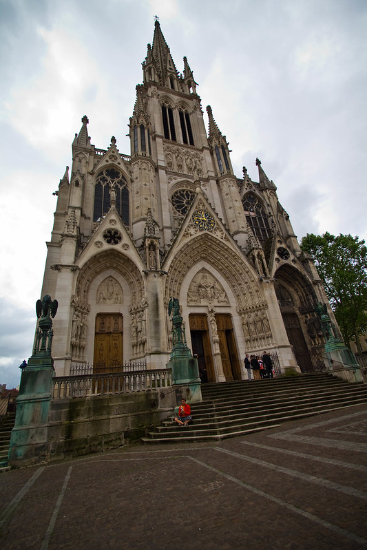 Basilique Saint-Epvre (imprononçable)