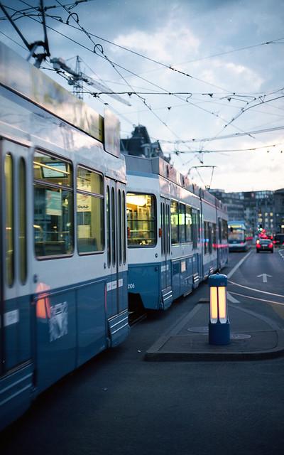# tram..
