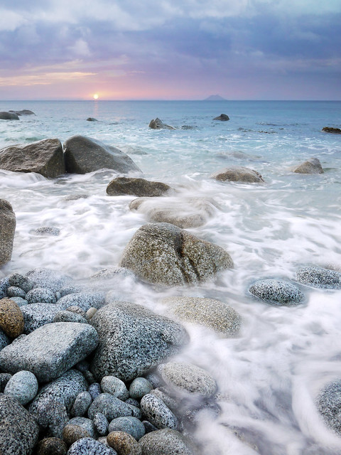 Calabrian Seascape