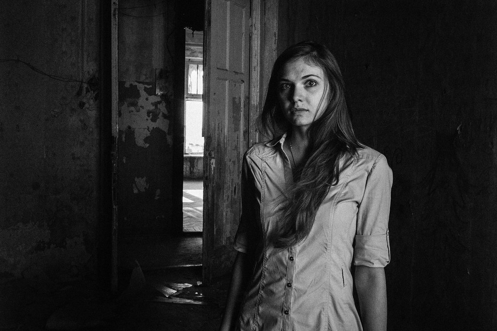 Ukraine Girl in Moscow