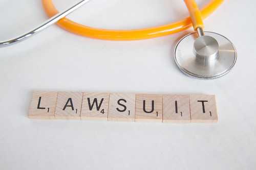 Medical Lawsuit - Malpractice | by weiss_paarz_photos