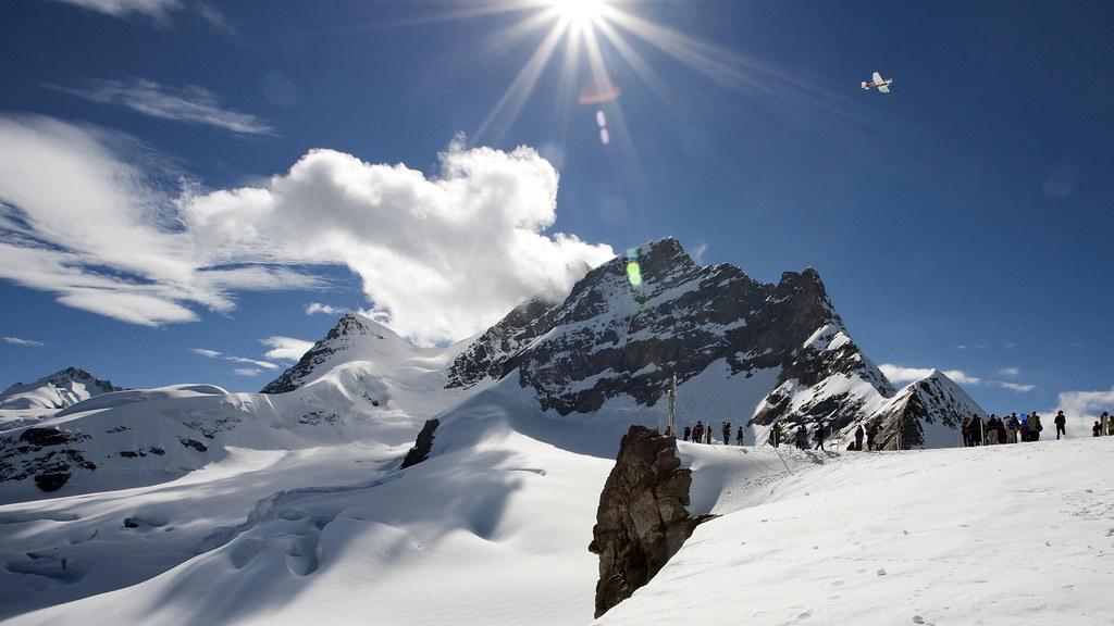 Interlaken-Jungfraujoch
