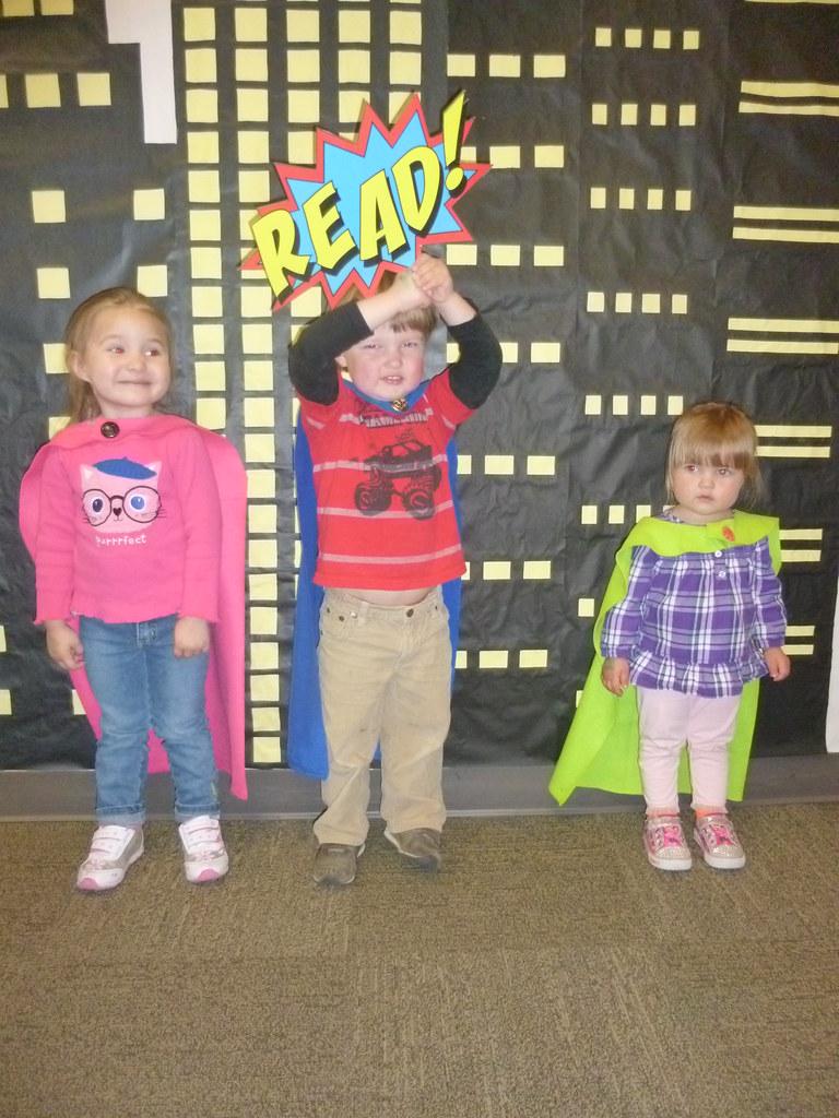 Superhero Photo Booth 4.15.15