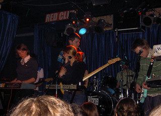 Pia Fraus @ Red club, St Petersburg, Russia, 2006.04.20