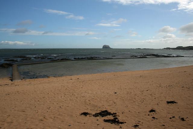 Milsey Bay from North Berwick