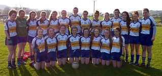 2015 Errigal Minor Girls