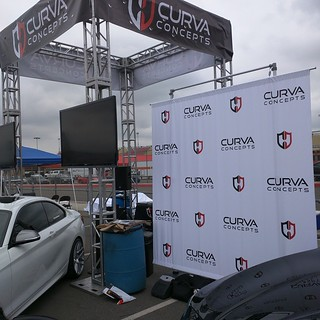 At #bimmerfest supporting our client @curvawheels. #caspianservices #curvawheels #curvaconcepts | by caspianservices