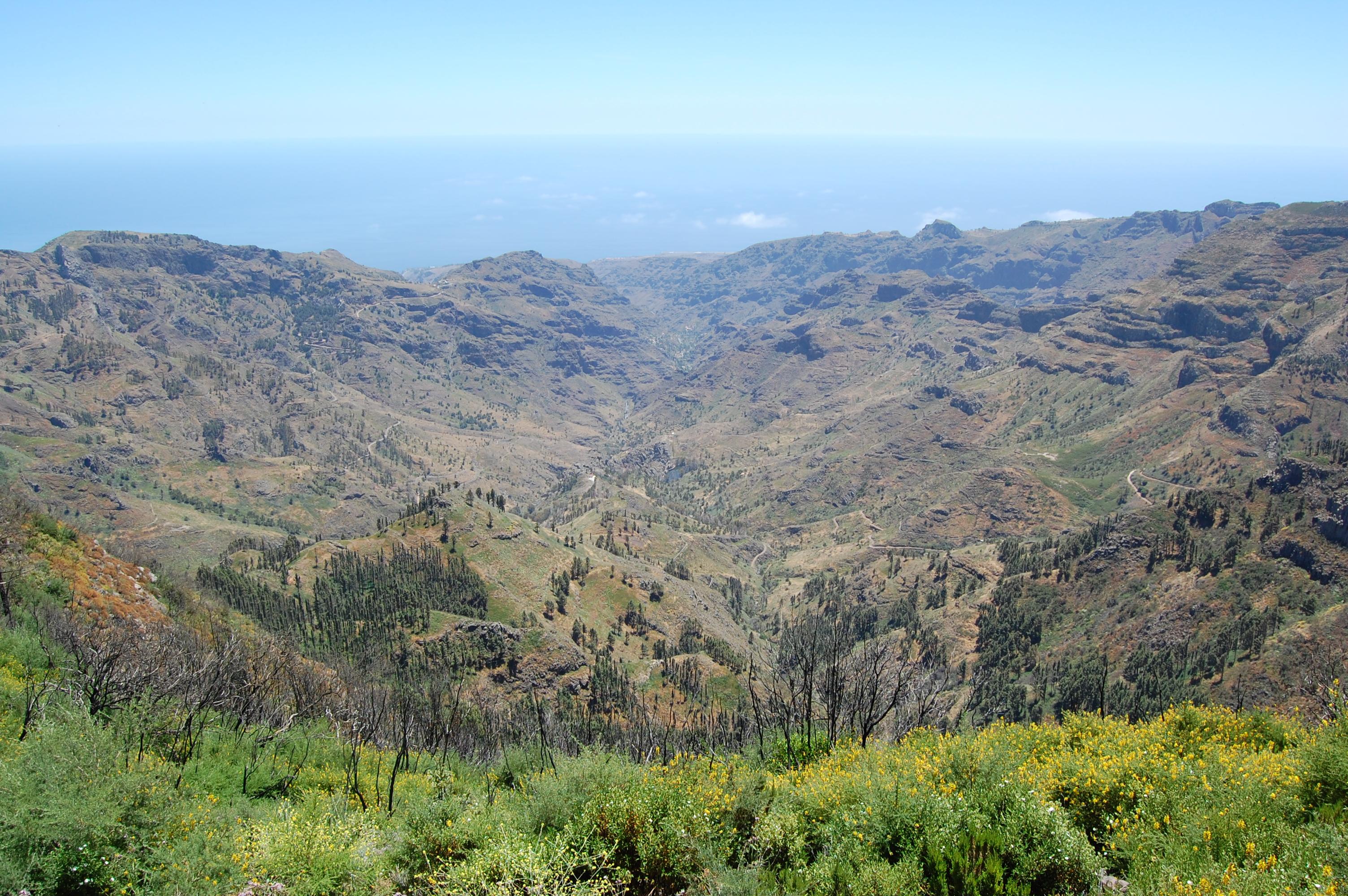 Národní park Garajonay