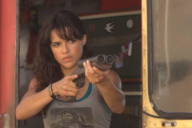 Rodriguez hot michelle Michelle Rodriguez