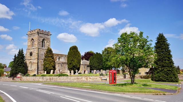 St Peter's Church, Isham, Northamptonshire (Explored)