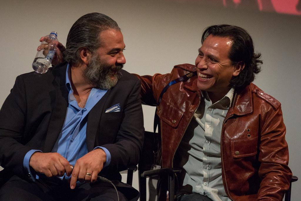 Hemky Madera and Gerardo Taracena | ATX Television